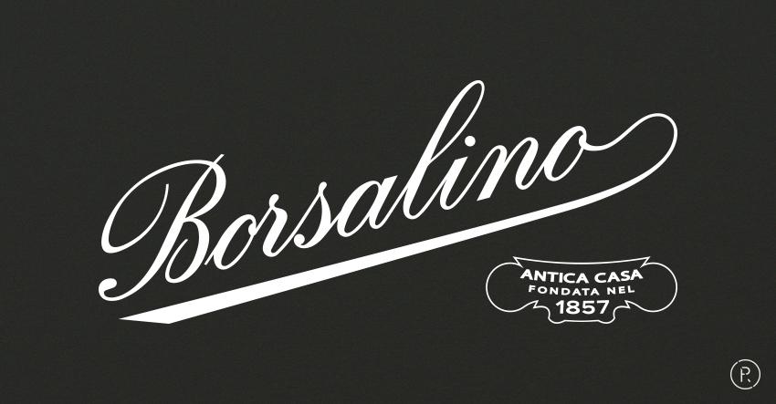 BORSALINO LOGOTYPE