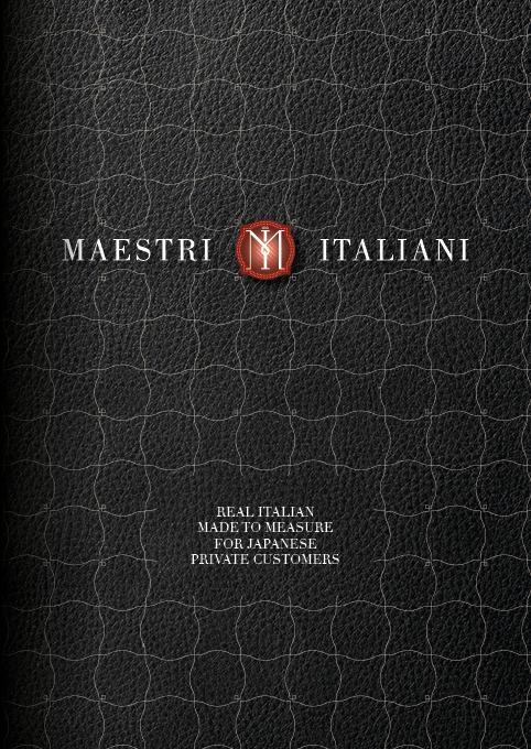 MAESTRI ITALIANI BOOKLET H