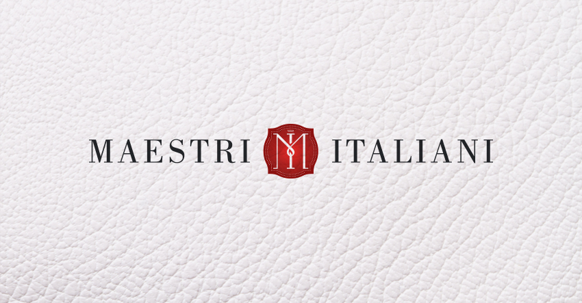 MAESTRI ITALIANI LOGO COMPLETE LEATHER