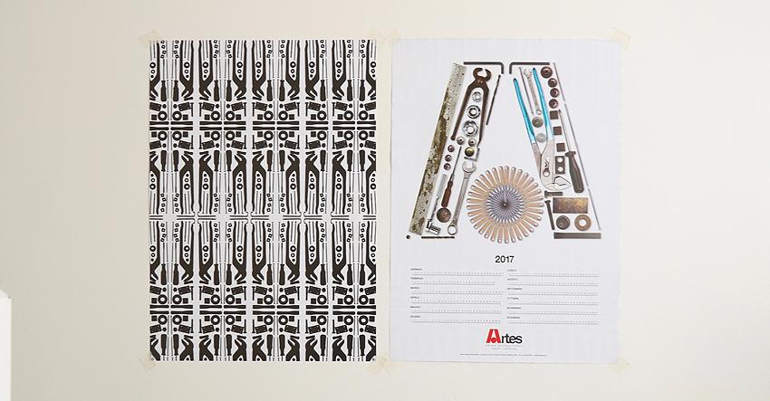 artes-calendar-poster