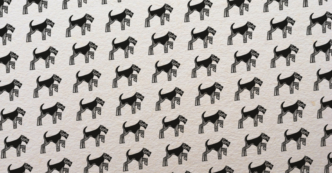 LTPGROOMING BANDANA PATTERN