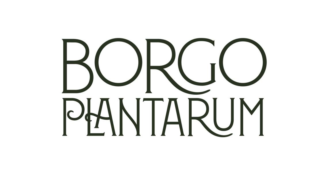 BORGOPLANTARUM LOGOTYPE